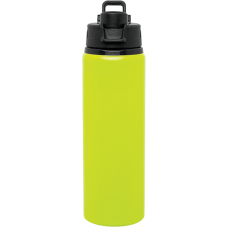 Neon Yellow H2Go Surge Aluminum Water Bottles | 28 oz