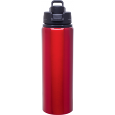 Red H2Go Surge Aluminum Water Bottles | 28 oz
