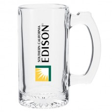 Glass Mug | 12.5 oz