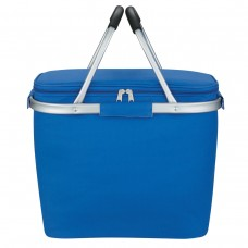 Royal Blue Custom Picnic Fun Collapsible Kooler Basket