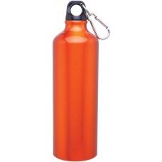 Orange 24 oz h2go aluminum classic-tangerine