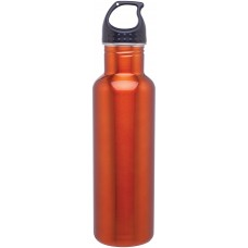 Orange H2Go Stainless Steel Bolt | 24 oz