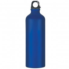 Blue Aluminum Bike Bottles | 25 oz