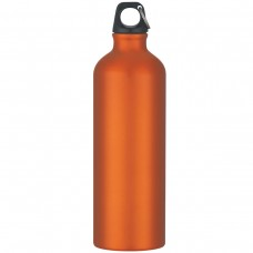 Orange Aluminum Bike Bottles | 25 oz