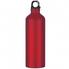 Red Aluminum Bike Bottles | 25 oz