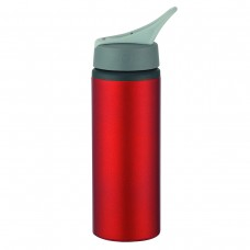 Red Aluminum Bike Bottles | 25 oz - Metallic Red