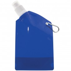 Blue Collapsible Bottles | 12 oz
