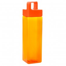 Orange Square Bottles | 27 oz