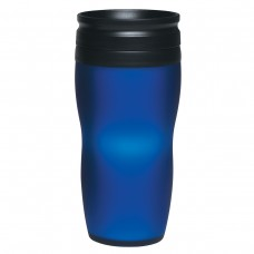 Blue Soft Touch Tumblers | 16 oz