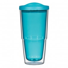 Blue Biggie Tumblers With Lid | 24 oz - Teal