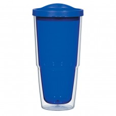 Blue Biggie Tumblers With Lid | 24 oz