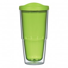 Green Biggie Tumblers With Lid | 24 oz