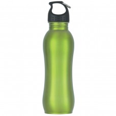 Metallic Green Stainless Steel Grip Bottles | 25 oz