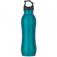 Blue Stainless Steel Grip Bottles | 25 oz - Teal