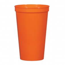 Orange Stadium Cup | 22 oz