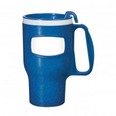Blue Extreme Travel Mugs | 16 oz