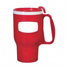 Red Extreme Travel Mugs | 16 oz