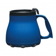 Blue Low Rider Desk Mugs | 16 oz