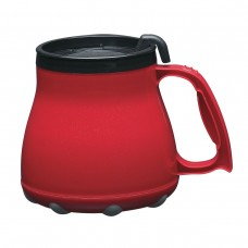 Red Low Rider Desk Mugs | 16 oz
