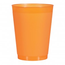Orange Frost Flex Stadium Cup | 16 oz