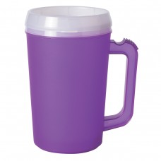 Purple Thermo Insulated Mugs | 22 oz