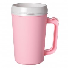 Pink Thermo Insulated Mugs | 22 oz