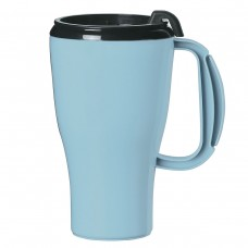 Light Blue Evolve Omega Mugs | 16 oz
