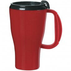 Red Evolve Omega Mugs | 16 oz