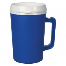 Blue Thermo Insulated Mugs | 34 oz
