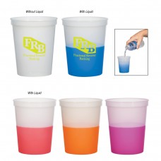 Color Changing Stadium Cup | 16 oz