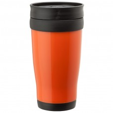 Orange Double Wall Tumblers | 16 oz