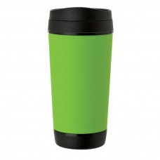 Lime Green Perka Insulated Mugs | 17 oz