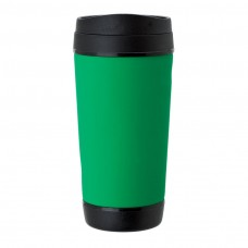 Green Perka Insulated Mugs | 17 oz