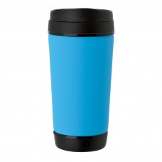 Light Blue Perka Insulated Mugs | 17 oz