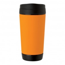 Orange Perka Insulated Mugs | 17 oz