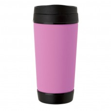 Pink Perka Insulated Mugs | 17 oz