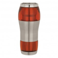 Orange Acrylic / Stainless Steel Tumblers | 16 oz