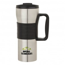 Custom Double Wall Mug   16 oz