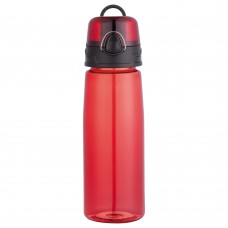 Red Capri Tritan Sports Bottles | 25 oz