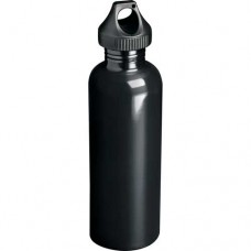 Black Fiji Stainless Steel Sports Bottles | 25 oz