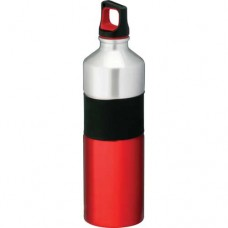 Red Nassau Aluminum Sports Bottles | 25 oz