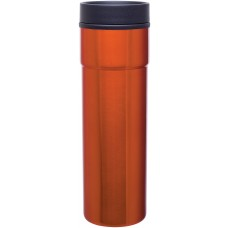 Orange Foam Insulated Como Tumblers | 16 oz