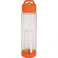 Orange Tutti Frutti Tritan Sports Bottles | 25 oz