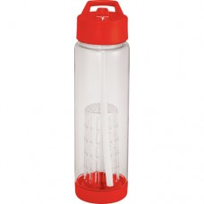 Red Tutti Frutti Tritan Sports Bottles | 25 oz