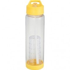 Yellow Tutti Frutti Tritan Sports Bottles | 25 oz