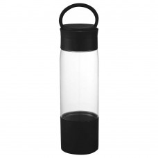Black Color Band Tritan Sports Bottles | 22 oz