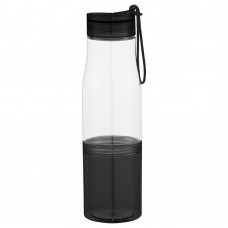 Black Hide-Away Tritan Sports Bottles | 16 oz
