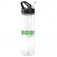 Fruit Infuser Water Bottles | 24 oz