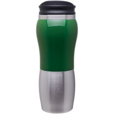 Dark Green Maui Fusion Foam Insulated Tumblers | 14 oz