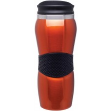 Orange Maui Double Wall Tumblers | 14 oz